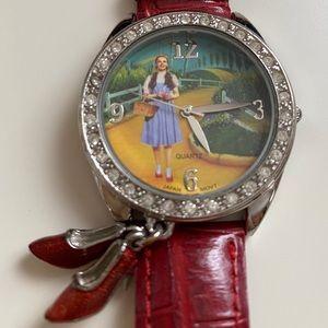 Wizard of Oz Dorothy watch